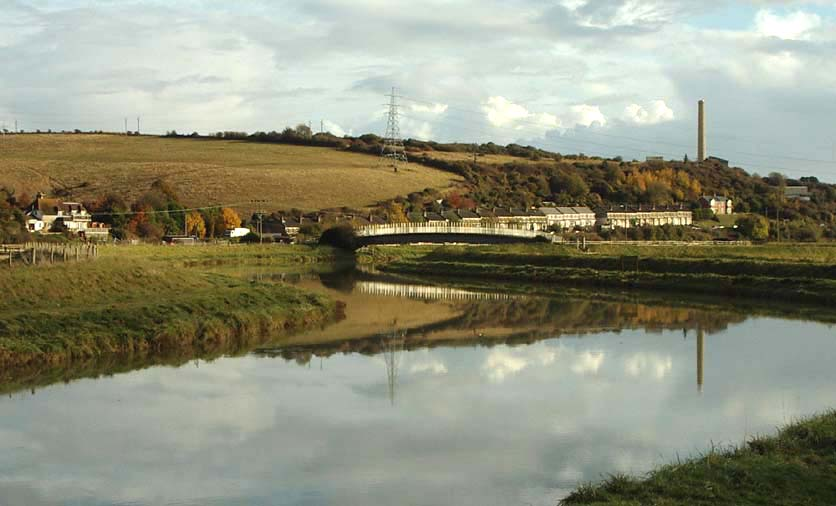 River Adur at Beeding