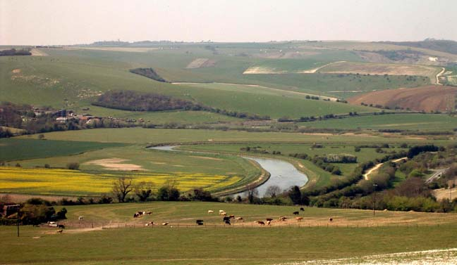 Patchwork Adur (Photograph by Andy Horton)