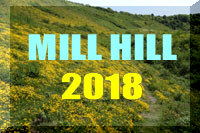 Link to the Mill Hill   Nature Notes 2018 web pages
