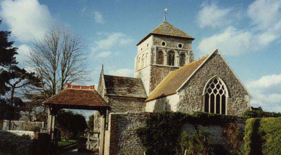 St. Nicolas Church, Old Shoreham