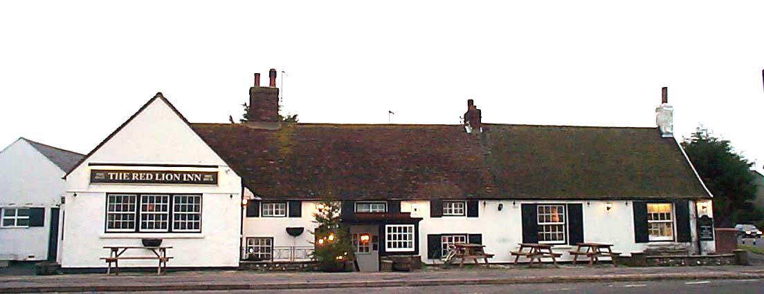 Red Lion (Photograph by Neil Drury)