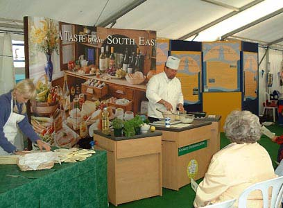 Taste of the South-east (Photograph by Ray Hamblett)